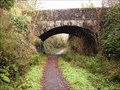 Image for Tavistock Viaduct Walk Railway Cutting, Bridge 4