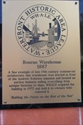 Image for Bourne Warehouse 1887 - New Bedford, MA