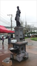 Image for The Hebe Fountain - Roseburg, OR