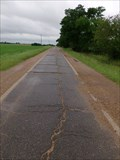 Image for Historic Route 66 - Sidewalk Highway - Afton, Oklahoma, USA.[