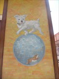 Image for Dog & Gerbil Mosaic Mural  - San Diego, CA
