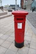 Image for Victorian Post Box - Titanic Belfast, Belfast, UK