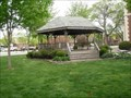 Image for Effingham County Courthouse Gazebo- Effingham, Illinois.