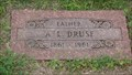 Image for 100 - A.L. Druse - Summit View Cemetery - Guthrie, OK