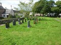 Image for Churchyard, St Bridget's Church, Skenfrith, Monmouthshire, Wales