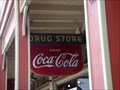 Image for Coca Cola Sign - Albany, TX