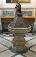 Image for Baptimal Font - Santa Maria sopra Minerva - Roma, Italy