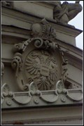 Image for Znak mesta Brna (Mahenovo divadlo) - Brno, Czech Republic