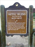 Image for Aztec Ruins National Monument