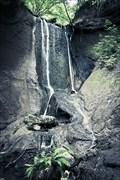 Image for Wasserfall in der Wolfsschlucht - Wassenach, Rheinland-Pfalz, Germany