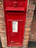 Image for Victorian Wall Post Box - Tilt Road - Cobham - Surrey - UK