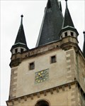 Image for Church Clock, Tachov, Czech Republic