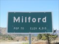 Image for Milford, CA - 4313'