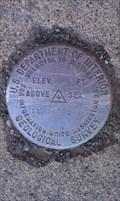 Image for US Dept. of Interior '11 DKT' BM - Bly, OR