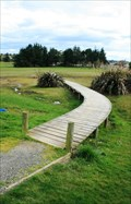Image for Elizabeth Park Boardwalk — Invercargill, New Zealand