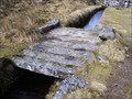 Image for Seven Slab Clapper Bridge, Near West Dart Weir, Dartmoor.