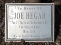 Image for Joe Hegar - Katy, TX