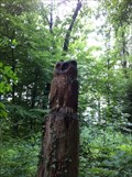 Image for Wooden Owl - Oberwil, BL, Switzerland