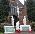 Image for Calvary Sculpture Of Jesus Christ On The Cross - Kidsgrove, UK