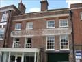 Image for W.S. HALLETT Ghost Sign - Market Street, Poole, Dorset, UK