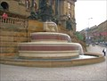 Image for Fountain in front of National Museum / Fontana pred Narodnim Muzeem, Prague