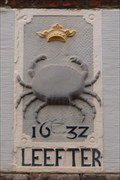 Image for De gecroonde crab - Leiden, Netherlands