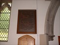 Image for Boer War Memorial, Holy Trinity Church, Chapel Stile, Cumbria UK