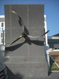 Image for War memorial airscrew, Kristiansand - Norway