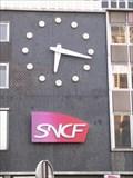 Image for Horloge Gauche Gare Montparnasse - Paris, France