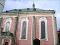 Image for Okna kostela Narozeni Panny Marie, Domazlice, CZ, EU