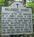 Image for Ballenger Church