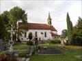 Image for Hrbitov u kostela sv. Jana Krtitele - Horaždovice, okres Klatovy, CZ
