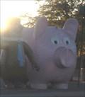 Image for Big Pink Pig - Hatch, NM