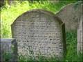 Image for Zidovsky hrbitov / Jewish cemetery Spalene Porici, CZ