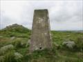 Image for O.S. Triangulation Pillar - Drumcarrow Craig, Fife.
