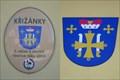 Image for Znaky obce Križánky, Czech Republic