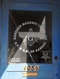 Image for Masonic Lodge - Gardner #65 A.F.and A.M. - Gardner, KS