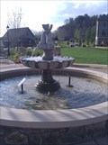 Image for Antler Hill Village Fountain - Asheville, NC