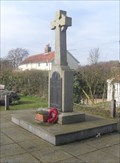 Image for Combined War Memorial, Peasenhall, Suffolk.