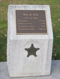Image for War of 1812 Memorial - Nashua, NH