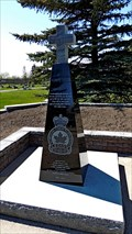 Image for Airdrie Cemetery Veterans' Memorial - Airdrie, Alberta