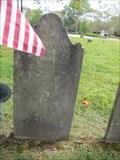 Image for Daniel Davis – Deerfield Presbyterian Church Cemetery - Deerfield Street, New Jersey