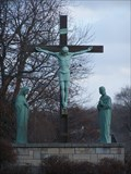 Image for St. John the Baptist Cemetery Cross - Ypsilanti, Michigan