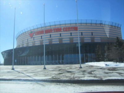 Now called the Canadian Tire Center