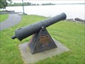 "Image for ""Long Tom"" Cannon - Ogdensburg, NY"