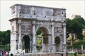 Image for The Arch of Constantine (Arco di Costantino) - Rome, Italy