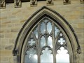 Image for Chimera On Windows Of All Saints Parish Church - Rothwell, UK