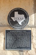 Image for Kimble County Jail