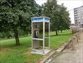Image for Payphone / Telefonni automat - Rovna, Czech Republic