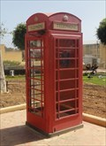Image for Red Telephone Box - Victoria, Gozo, UK